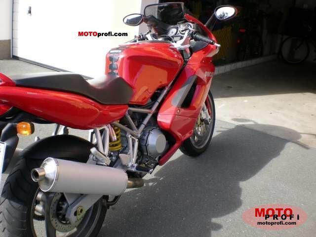 Ducati ST 2 2002 photo