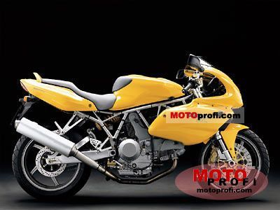 Ducati Supersport 1000 DS Half-fairing 2003 photo