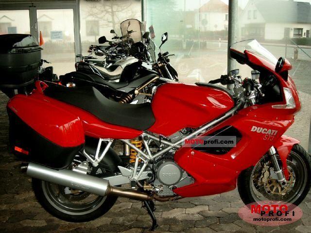 Ducati ST 3 2004 photo