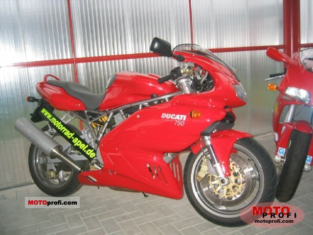 Ducati SS 750 Supersport 2002 photo
