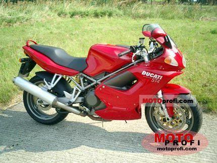 Ducati ST 4 2001 photo