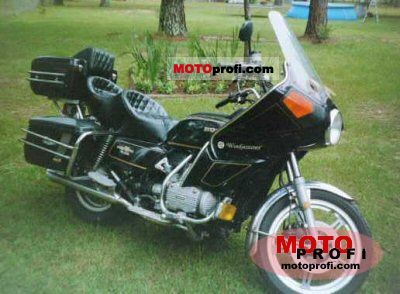 Honda GL 1000 K 2 Gold Wing 1978 photo