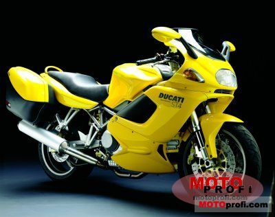 Ducati ST 4 2002 photo