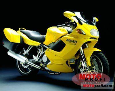 Ducati ST 4 2002 photo