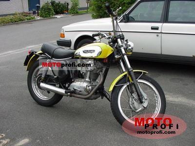 Ducati 450 Scrambler 1973 photo