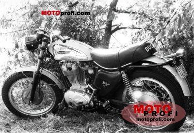 Ducati 450 Scrambler 1974 photo