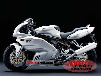 Ducati 620 Sport Full-fairing (reduced effect) 2003 photo