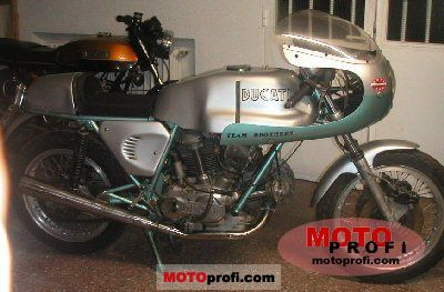 Ducati 750 SS 1974 photo