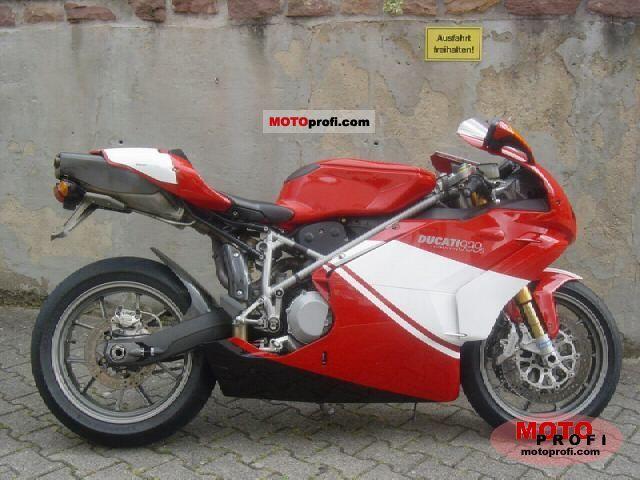 Ducati 999 S 2003 photo