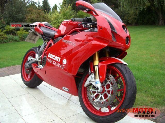 Ducati 999 S 2004 photo