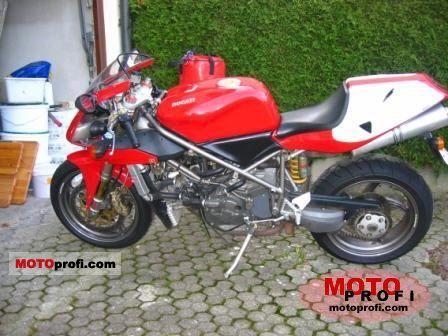 Ducati 748 R 2000 photo