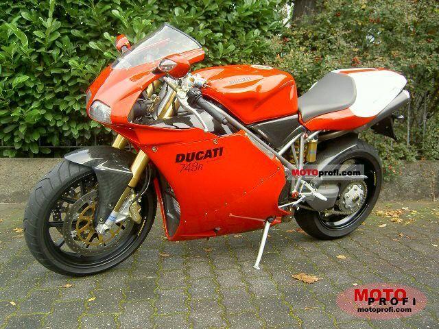 Ducati 748 R 2002 photo