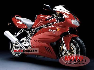 Ducati Supersport 800 2003 photo