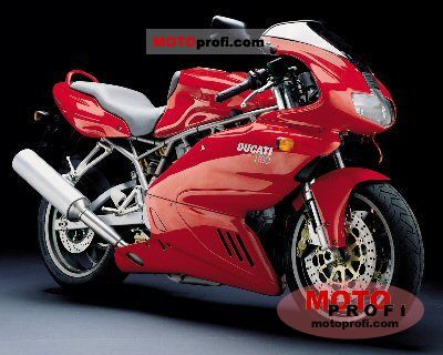 Ducati Supersport 800 2004 photo