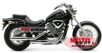 Honda VT 600 Shadow VLX Deluxe 2004 photo