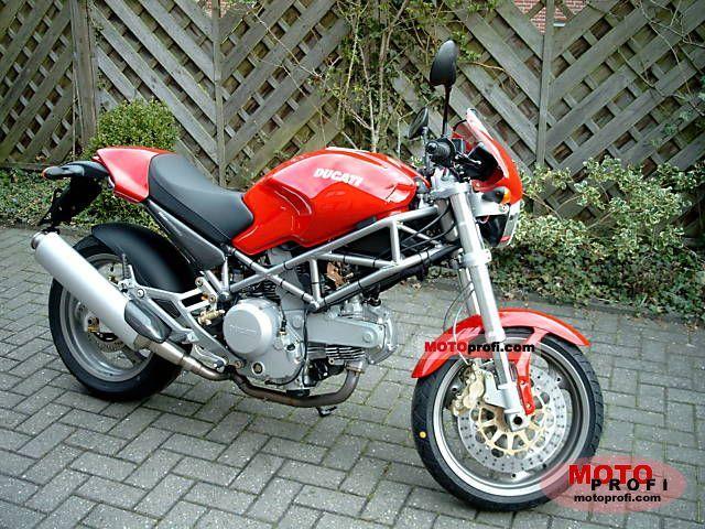 Ducati Monster 620 S i.e. 2003 photo