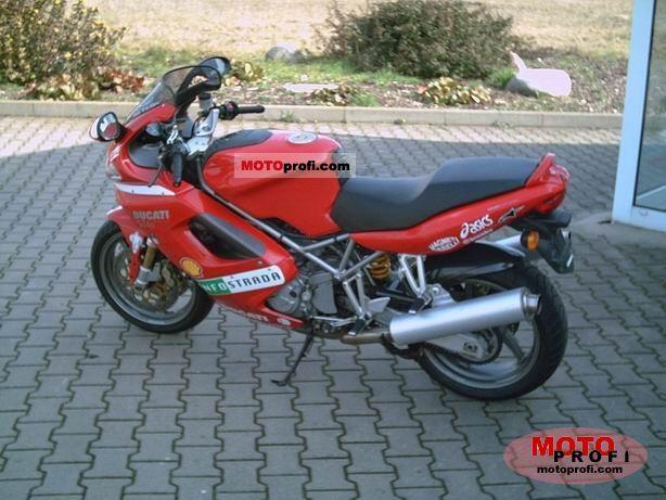 Ducati ST4S 2003 photo