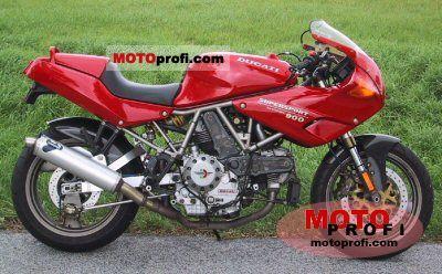 Ducati SS 900 C 1995 photo