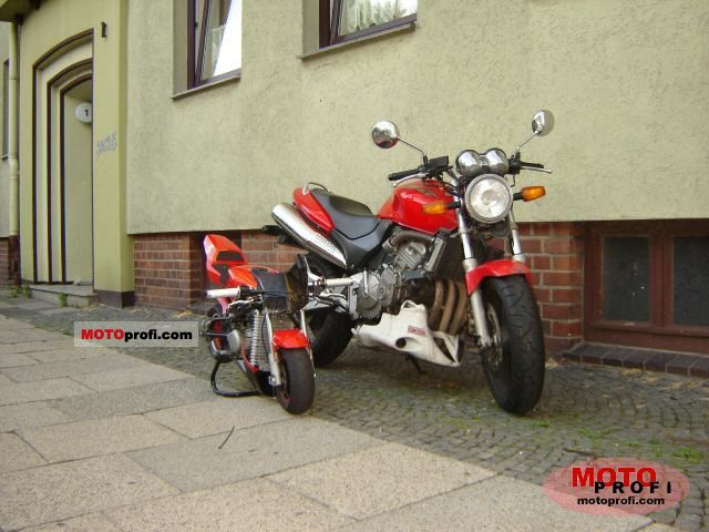 Honda Hornet 1999 photo