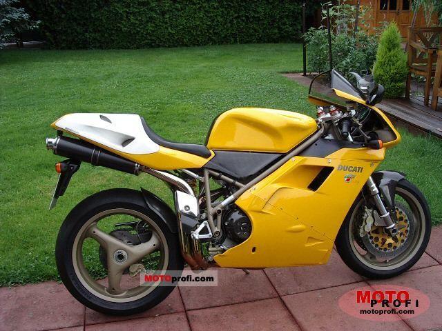 Ducati 748 SPS 1998 photo