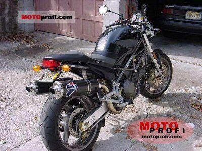 Ducati Monster 900/Monster 900 Dark/Monster 900 City/Monster 900 Cromo/Monster 900 Special 2000 photo