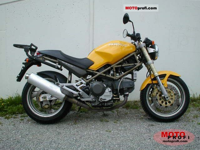 Ducati 900 Monster 1996 photo
