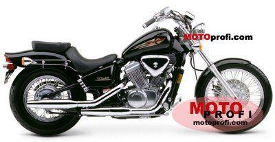 Honda VT 600 Shadow VLX 2004 photo