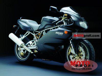 Ducati 900 Sport 2002 photo