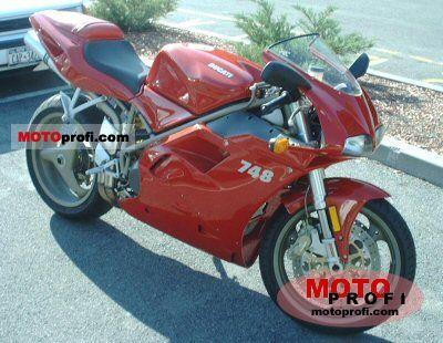 Ducati 748/748 S 2000 photo