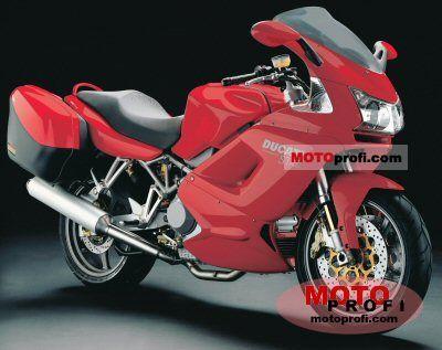 Ducati ST4 S 2005 photo