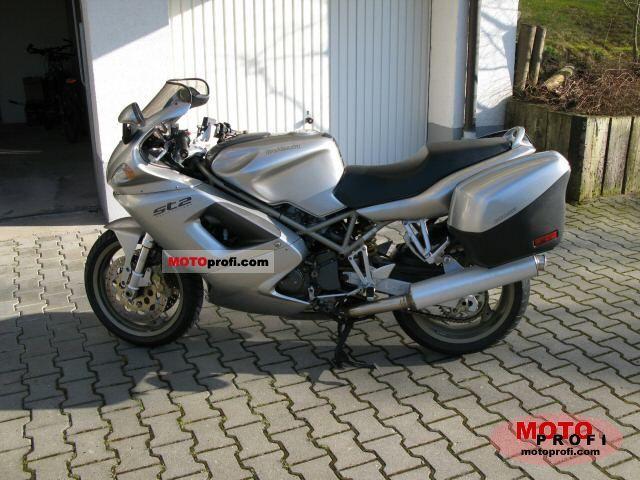Ducati ST2 1997 photo