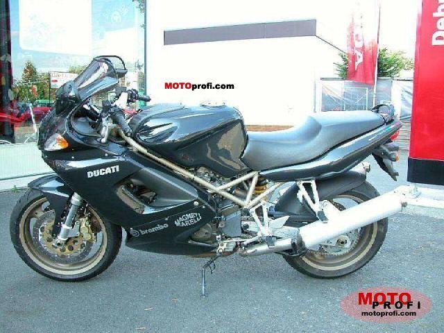 Ducati ST2 1999 photo