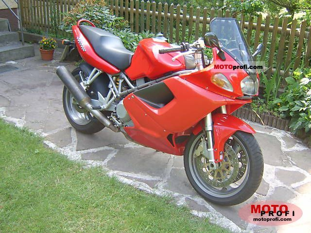 Ducati ST2 2003 photo