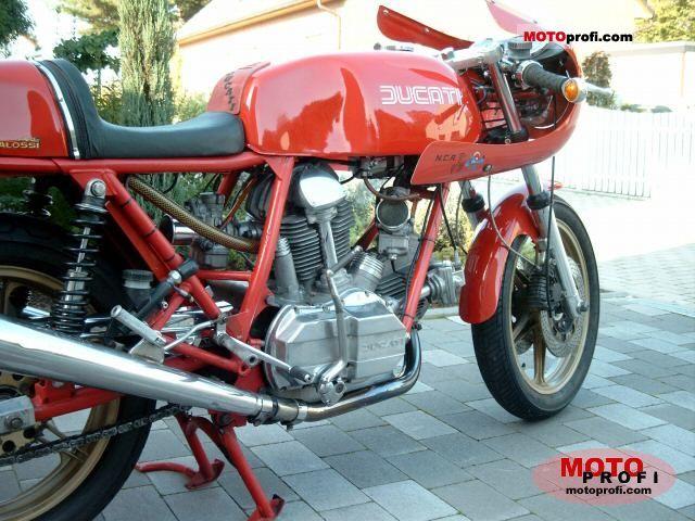 Ducati 900 SS 1979 photo