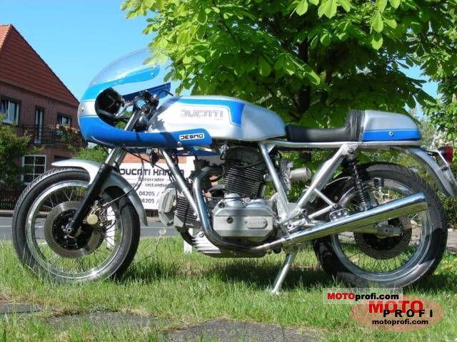 Ducati 900 SS 1980 photo