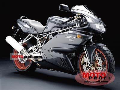 Ducati Supersport 1000 DS Full-fairing 2003 photo