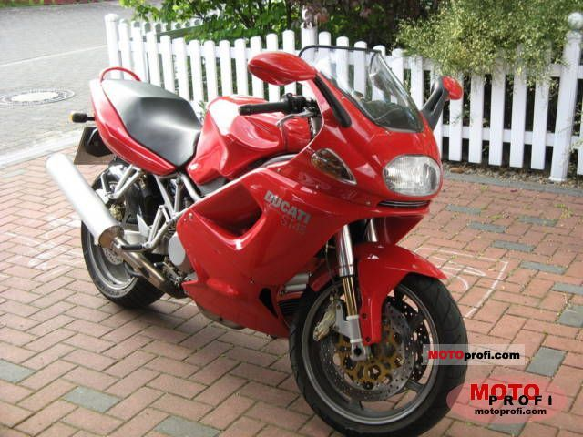 Ducati ST 4 S ABS 2004 photo