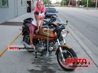 Ducati 860 GT 1975 photo
