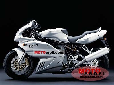 Ducati 620 Sport Full-fairing 2003 photo