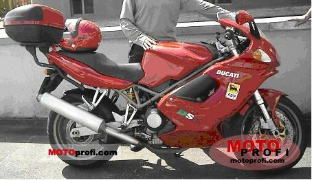 Ducati ST4 1999 photo