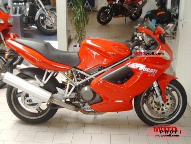 Ducati ST4 2000 photo