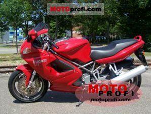 Ducati ST4 2003 photo