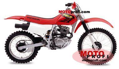 Honda XR 200 R 2002 photo