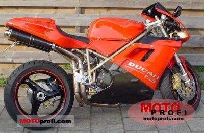 Ducati 748 Biposto 1996 photo