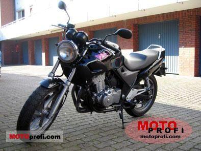 Honda CB 500 1995 photo