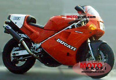 Ducati 851 Strada 1990 photo