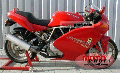 Ducati SS 600 C 1995 photo