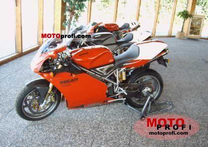 Ducati 998 R 2002 photo