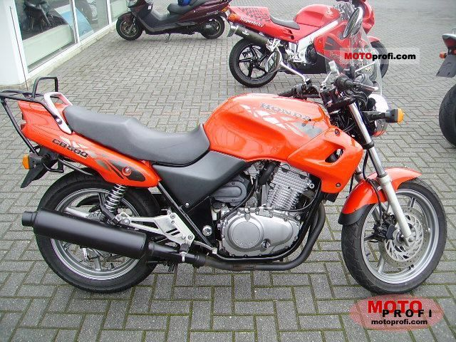 Honda CB 500 1996 photo