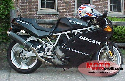 Ducati 900 SS Super Sport 1992 photo
